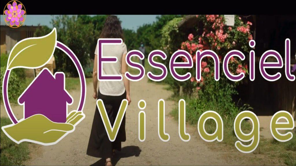 Annonce Du Projet Essenciel Village Sur La Chaine Youtube De Claire Thomas