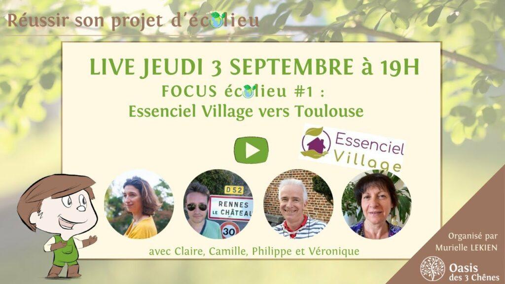 Presentation Du Projet Au Sommet Des Oasis
